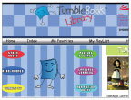 Screenshot of TumbleBooks